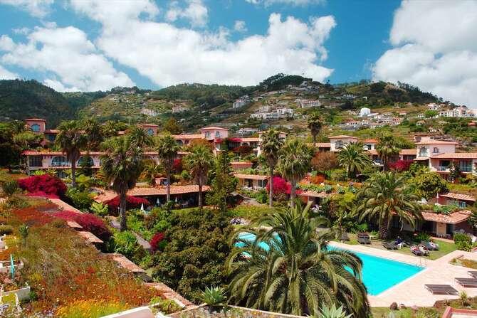 Hotel Quinta Splendida Camacha
