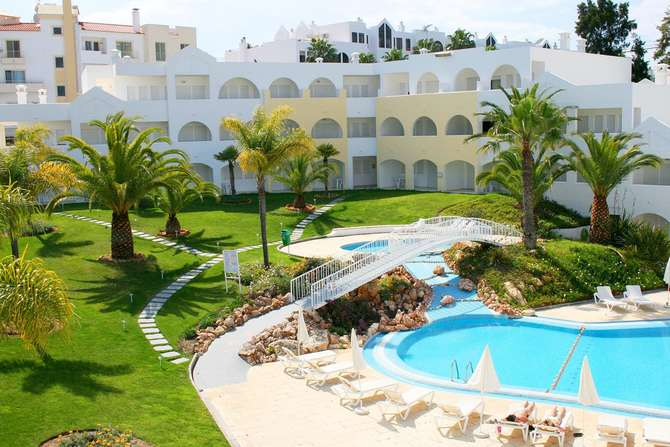 Appartementen Natura Algarve Club Albufeira