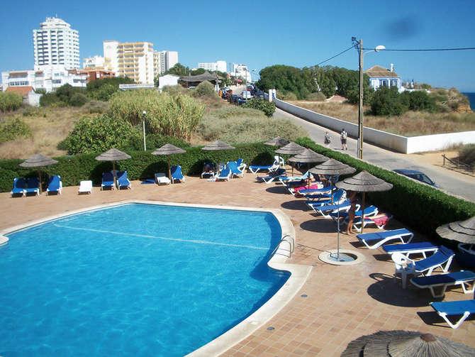 Appartementen Presidente Praia do Vau