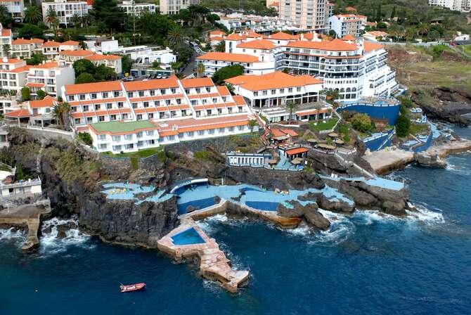 Roca Mar Hotel Canico