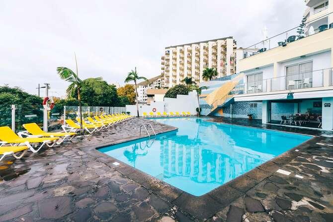 Hotel Raga Madeira Funchal