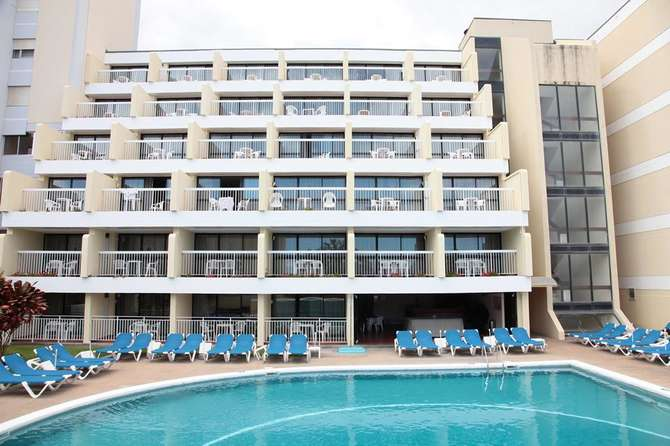 Alto Lido Hotel Funchal