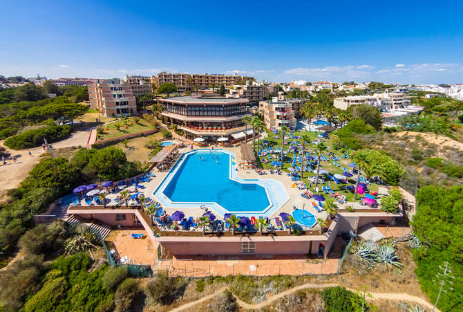 Auramar Beach Resort Albufeira