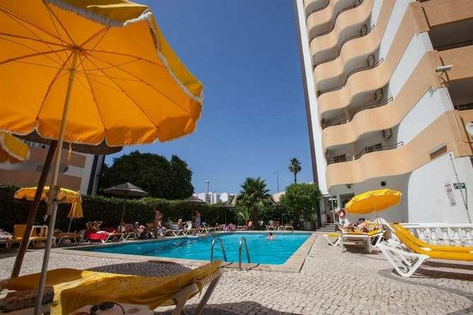 Hotel Atismar Quarteira