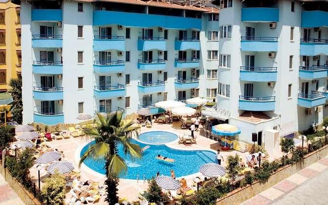 Risus Suite Hotel Alanya