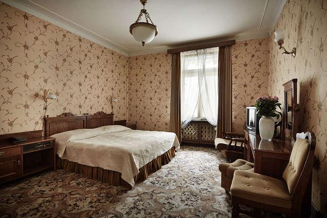 Hotel Francuski Krakau