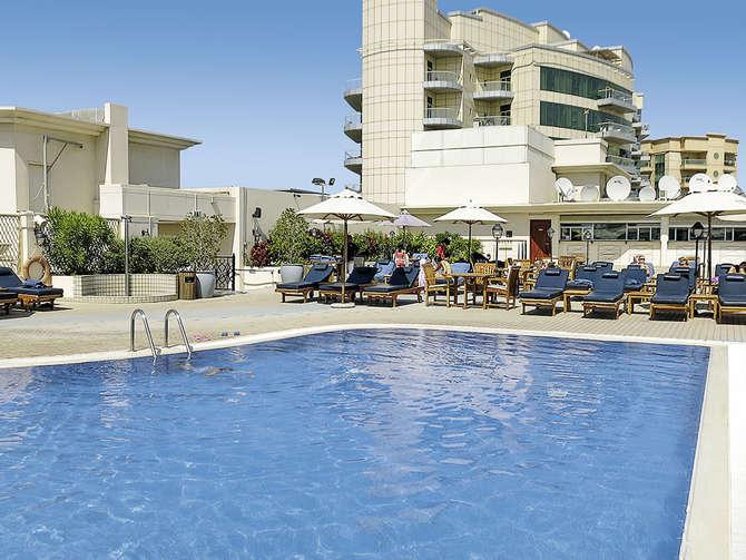 Mövenpick Hotel & Appartementen Bur Dubai Dubai