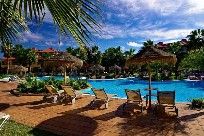Pestana Porto Santo Beach Resort & Spa Campo de Baixo