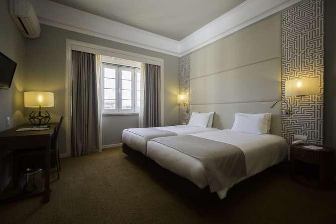 Hotel Miraparque Lissabon