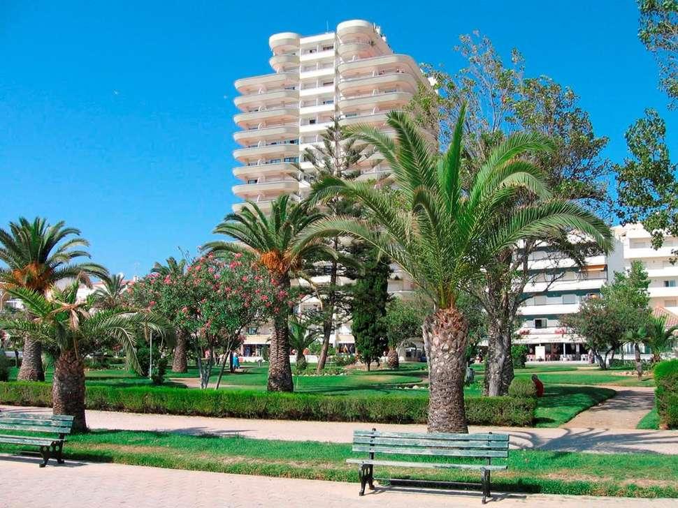 Korting vakantie Algarve 🏝️Aparthotel Guadiana