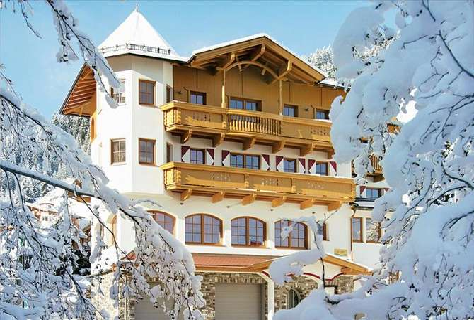 Alpenherz Hotel Gerlos