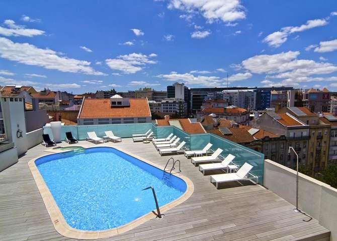 Sana Reno Hotel Lissabon