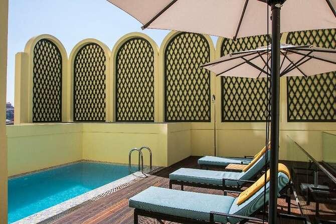 Hotel Infante Sagres, 4 dagen