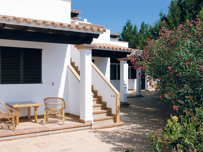 Studios & Appartementen Blaumar Playa Migjorn