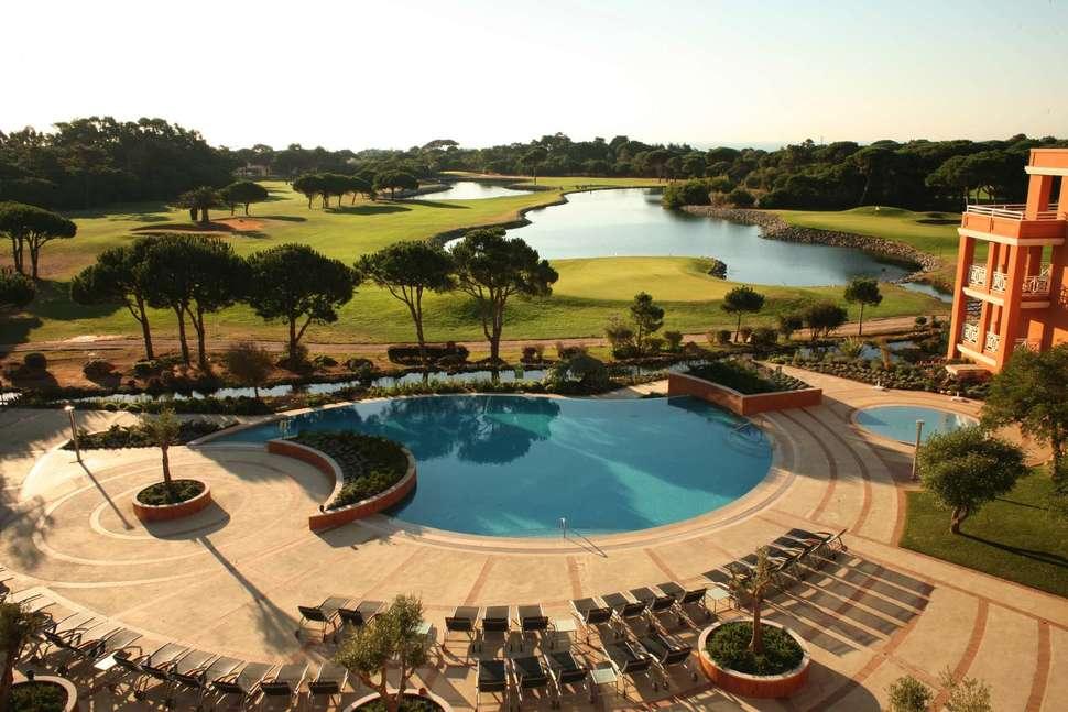 Hotel Quinta da Marinha Resort, 6 dagen