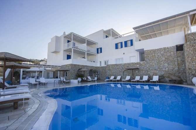 Mykonos Essence Hotel Mykonos-Stad