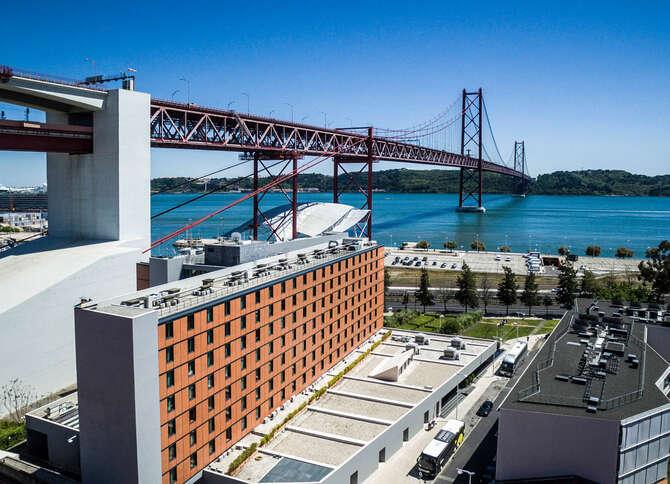 Hotel Vila Gale Opera Lissabon