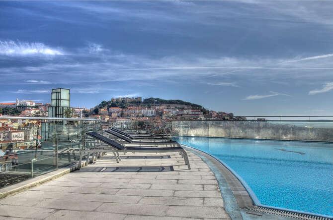 VIP Executive Eden Aparthotel Lissabon