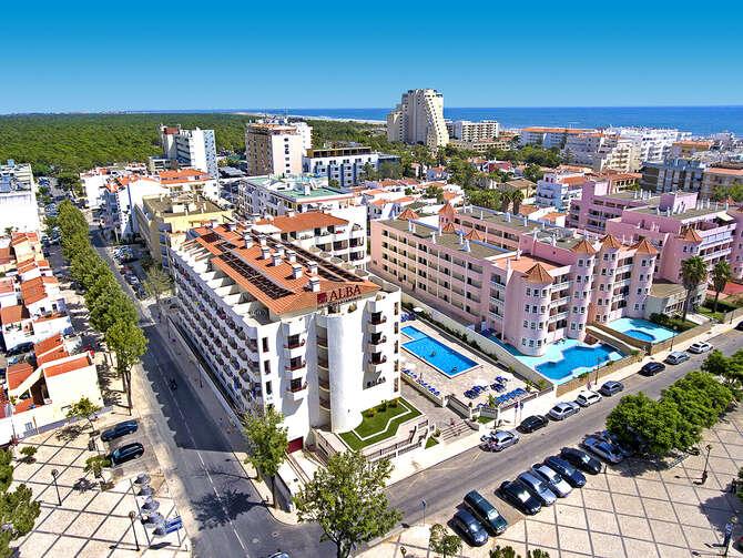 Hotel Alba Monte Gordo