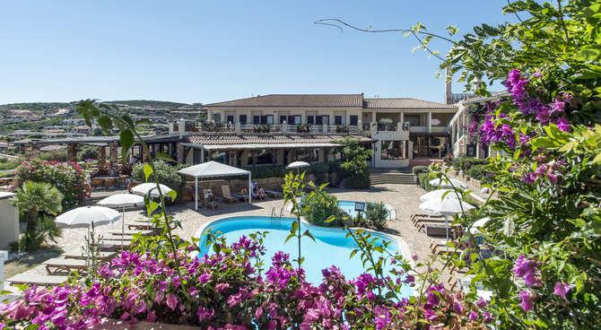 Hotel Palau Palau