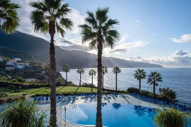 Monte Mar Palace Hotel Ponta Delgada (Madeira)