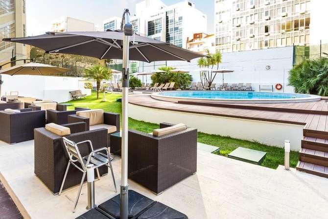 Clarion Suites Lisbon Lissabon