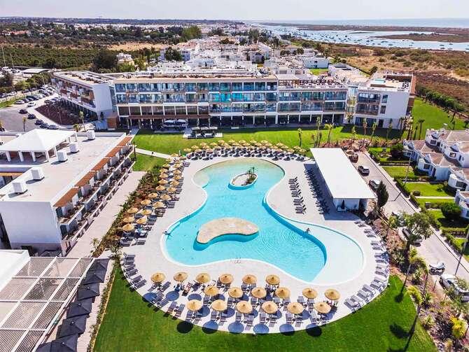 Cabanas Park Resort Cabanas