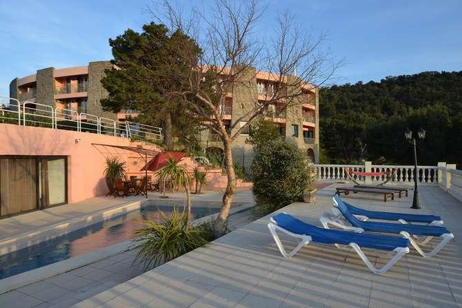 Hotel le Catalan Banyuls-sur-Mer
