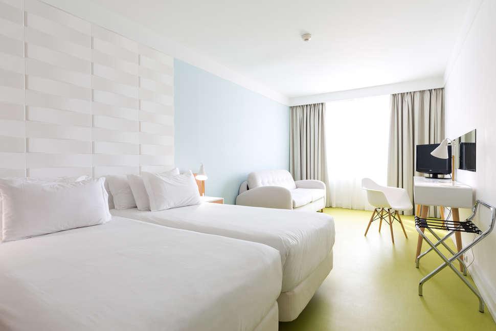 Legendary Porto Hotel, 3 dagen