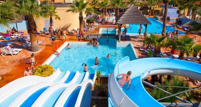 Village les Mediterranees Beach Club Charlemagne Marseillan-Plage