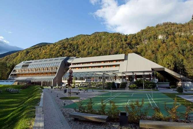 Hotel Spik Gozd Martuljek