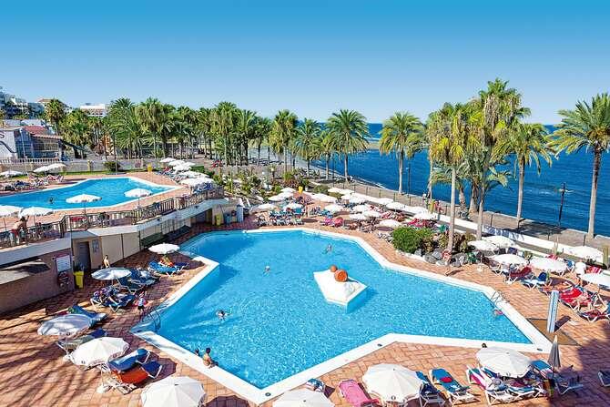 Hotel Sol Tenerife Playa de las Américas