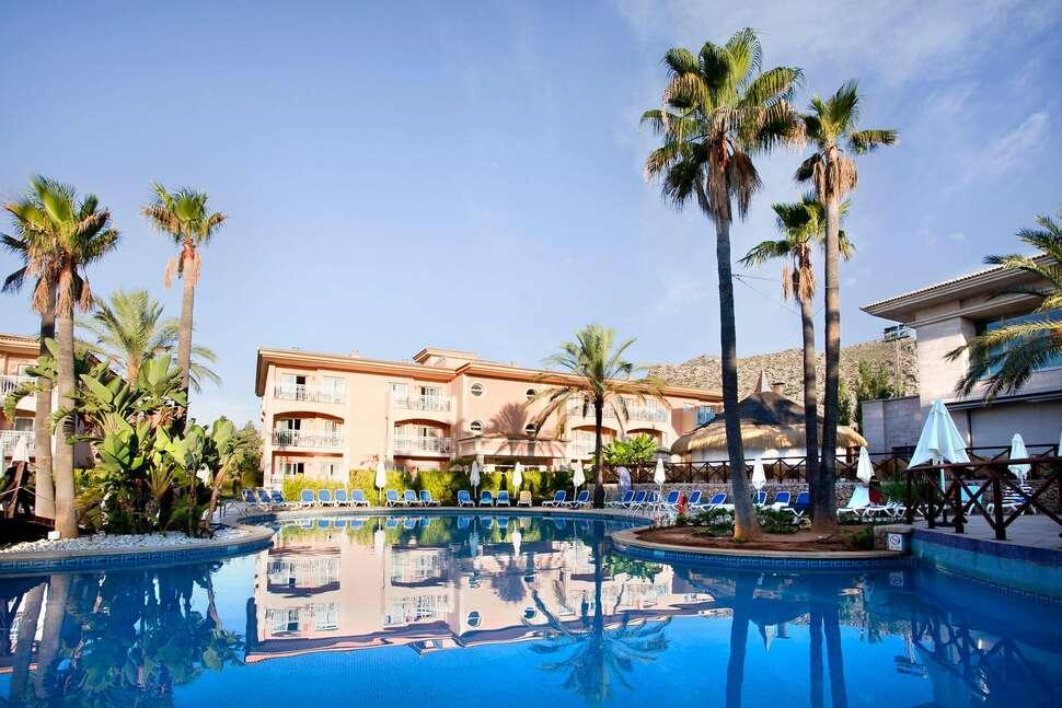 Aparthotel Playa Mar Spa