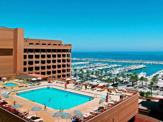 Hotel Las Palmeras Fuengirola