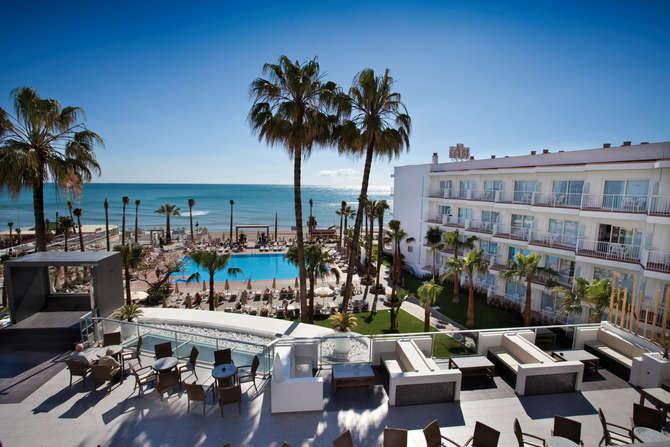 Hotel Riu Nautilus Torremolinos