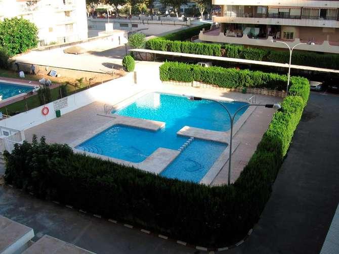 Appartementen Torre Levante Benidorm