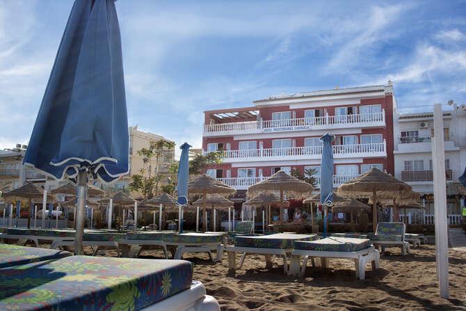 Hotel Mediterraneo Carihuela Torremolinos