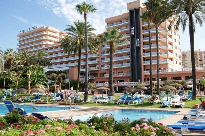 Best Hotels Triton Benalmádena