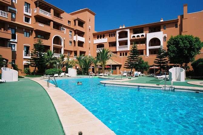 Appartementen Estrella de Mar Roquetas de Mar