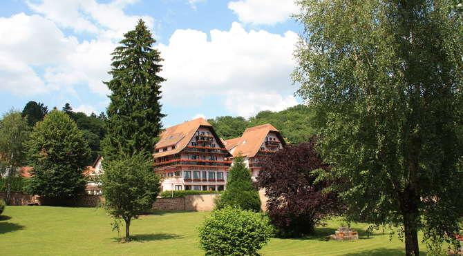 Hotel Des Vosges Klingenthal