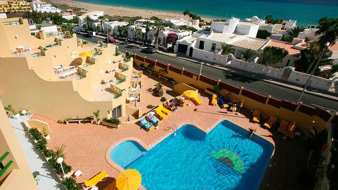 Morasol & Morasol Atlantico Appartementen Costa Calma