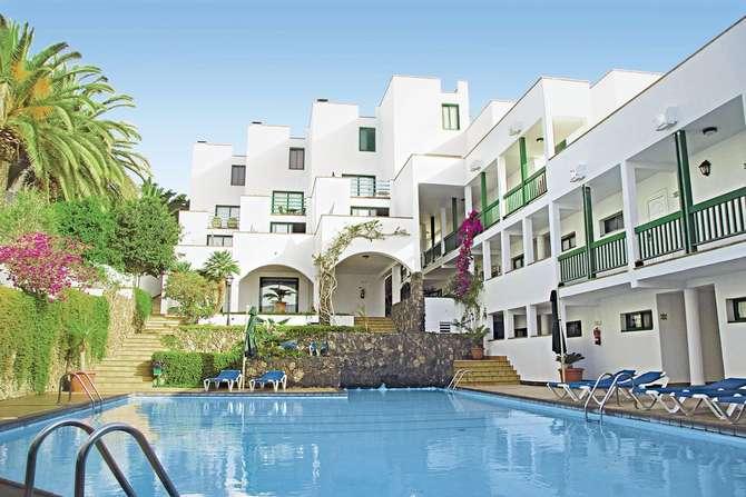Aparthotel Esquinzo y Monte Del Mar Esquinzo