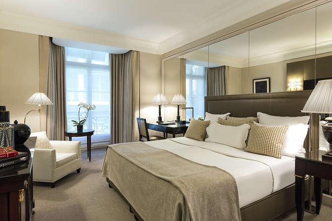 Hotel Francois 1er Parijs