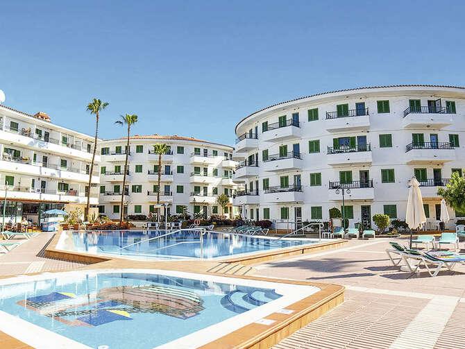 Appartementen Las Faluas Playa del Inglés