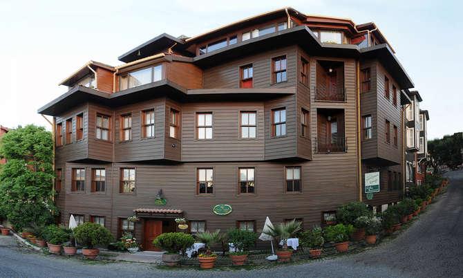 Hotel Yusufpasa Konagi Istanbul
