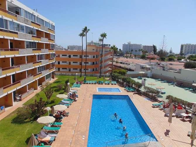Appartementen Los Tilos Playa del Inglés