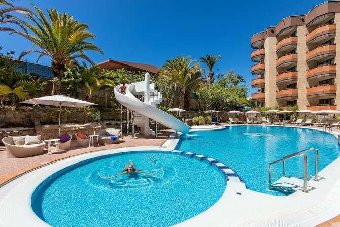 Hotel Neptuno In Playa Del Ingles De Vakantiediscounter
