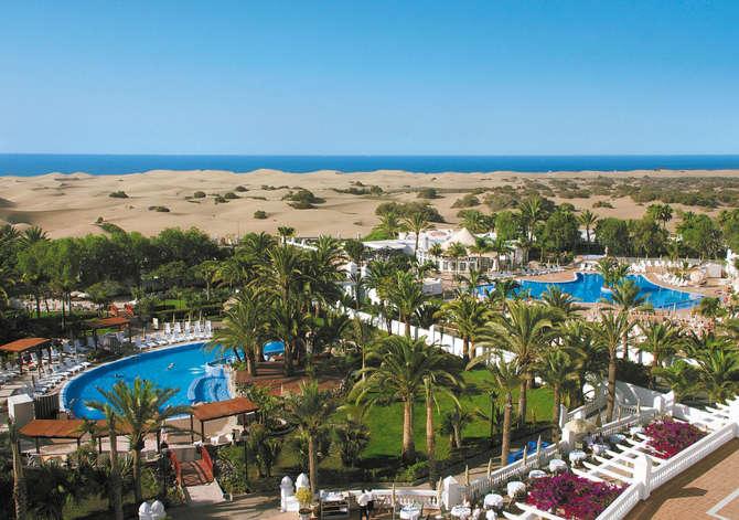 Hotel Riu Palace Maspalomas Playa del Inglés