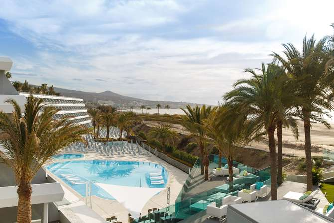 Santa Monica Suites Hotel Playa del Inglés