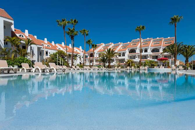 Paradise Park Fun Lifestyle Hotel Los Cristianos